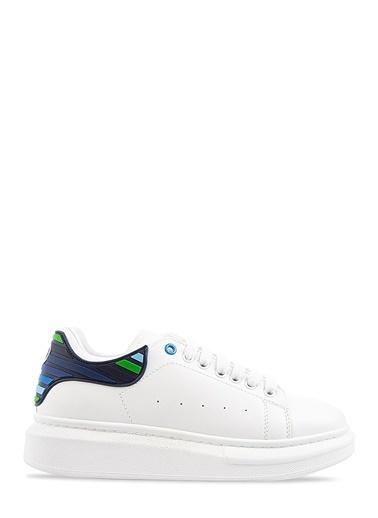 Benetton Bn30135 Kadın Spor Ayakkabı Renkli